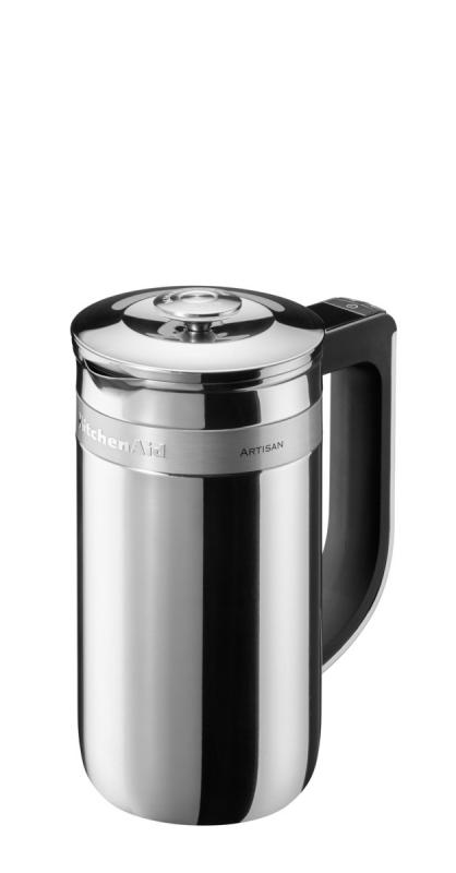 KitchenAid Tlakový kávovar/French press 5KCM0512ESS - nerez
