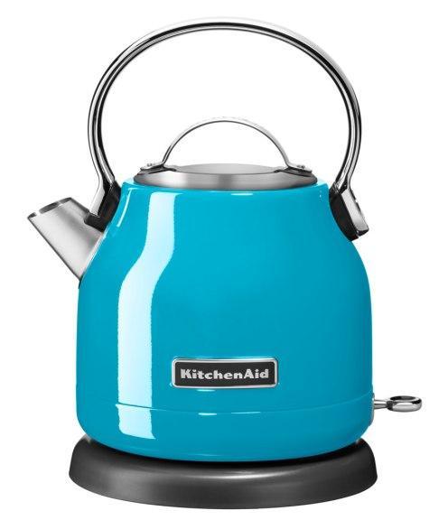 KitchenAid rychlovarná konvice 5KEK1222 křišťálově modrá