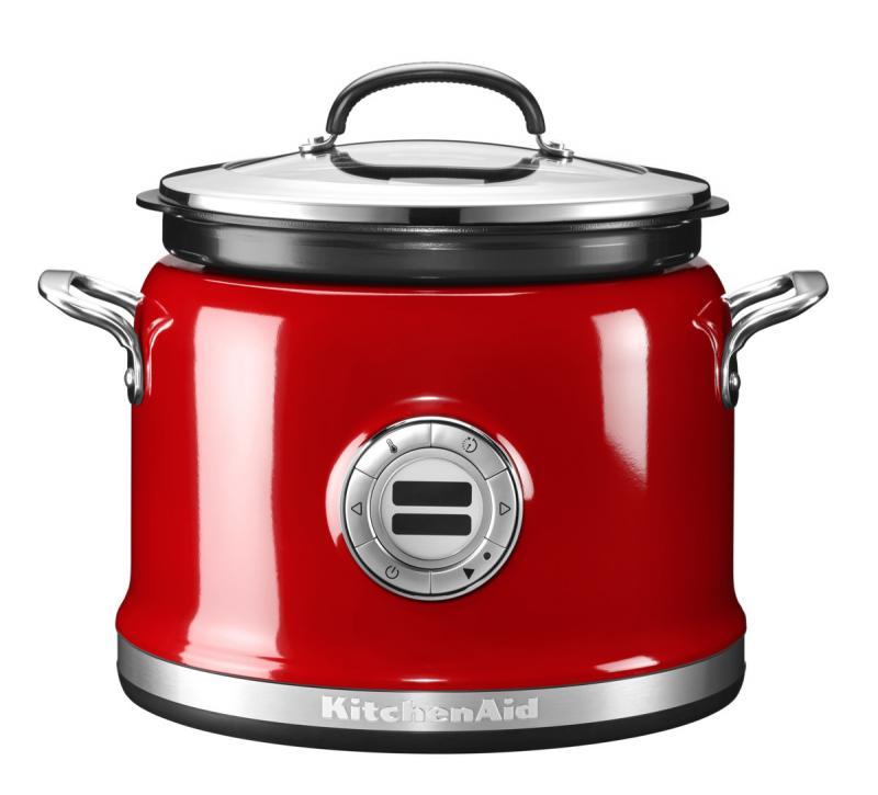 KitchenAid Multifunkční hrnec 5KMC4241EER - královská červená