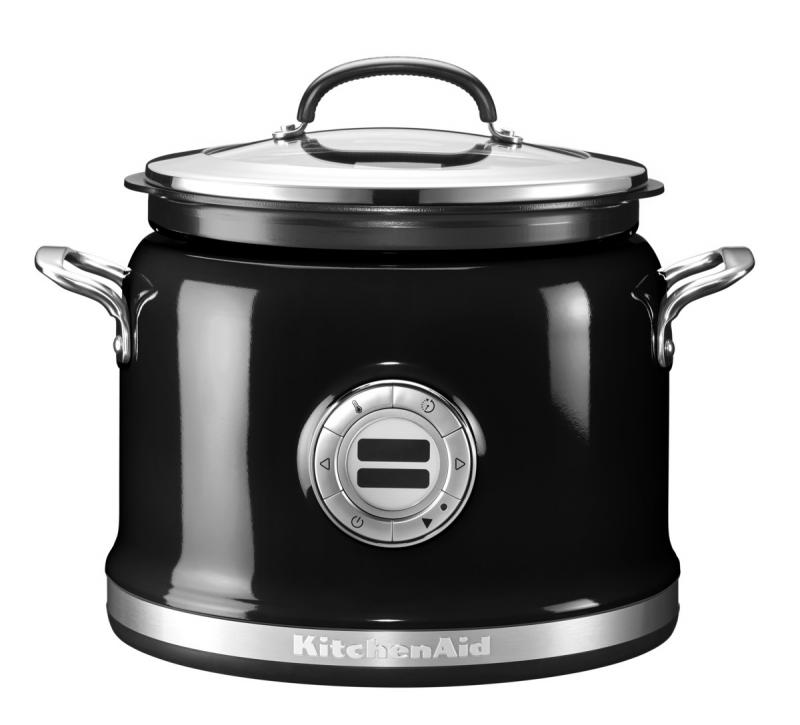 KitchenAid Multifunkční hrnec 5KMC4241EOB - černá