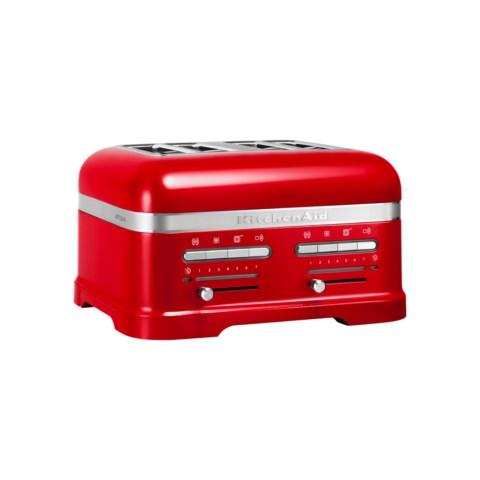 KitchenAid toustovač Artisan KMT4205 královská červená