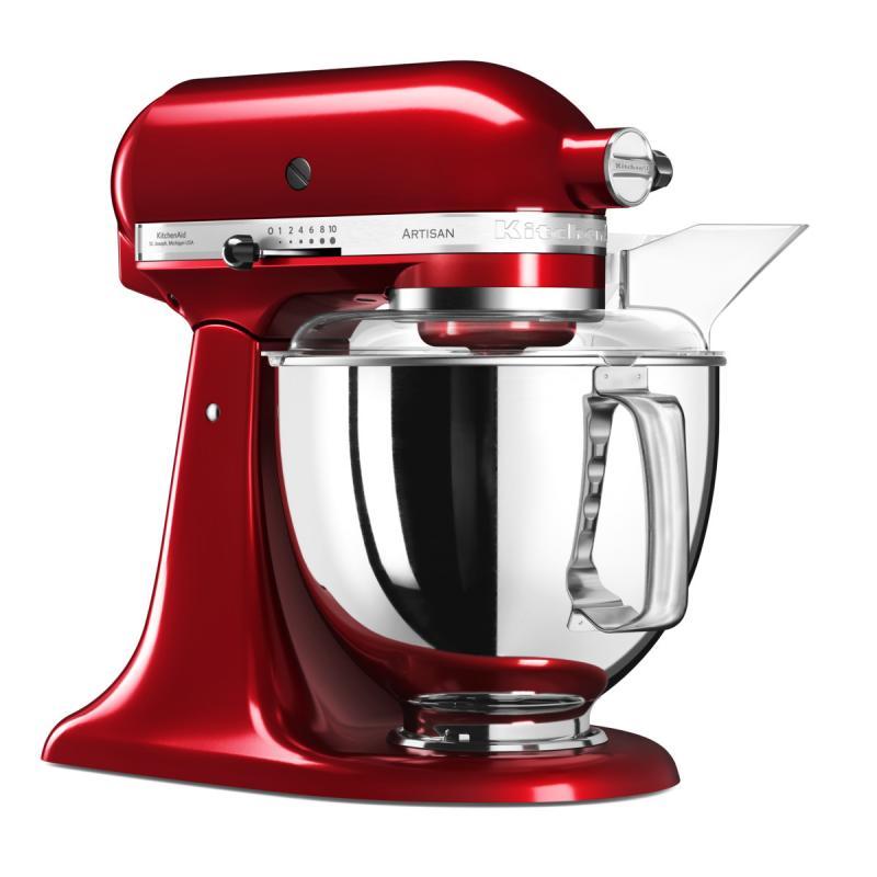 KitchenAid robot Artisan 5KSM175 červená metalíza