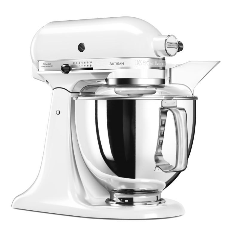 KitchenAid robot Artisan 5KSM175 bílá