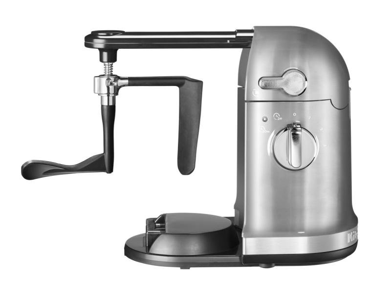 KitchenAid Míchací stojan 5KST4054ECU - stříbrná