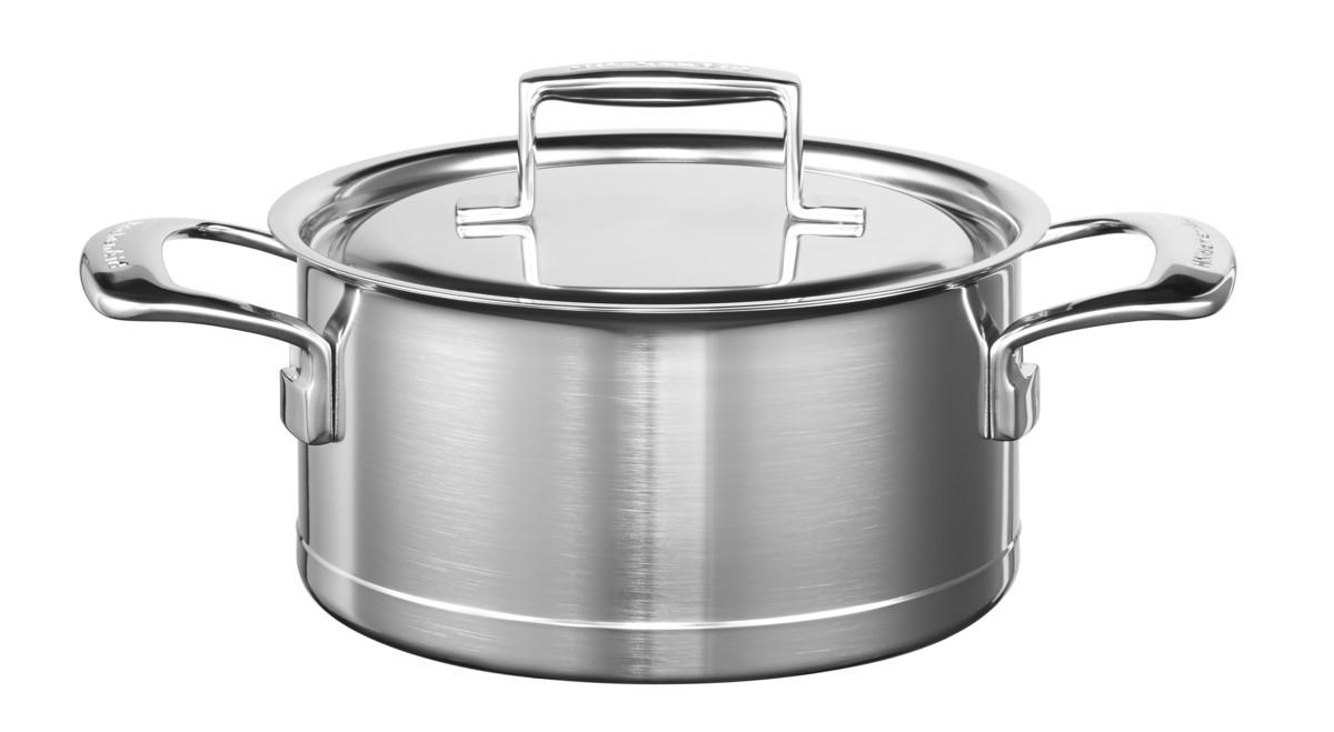 KitchenAid hrnec s poklicí 3l,20 cm