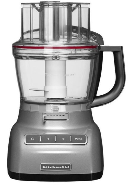 KitchenAid food processor P2 5KFP1335 stříbrná