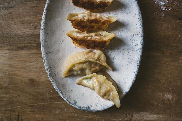 masové knedlíčky Kimchi recept