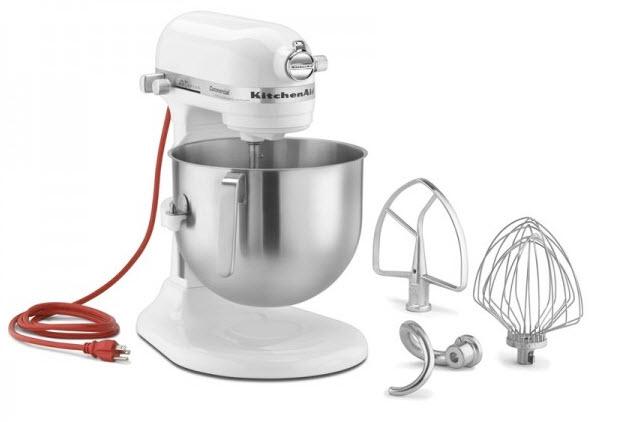 jak vybrat příslušenství ke kuchyňským robotům s 6,9l pracovní mísou