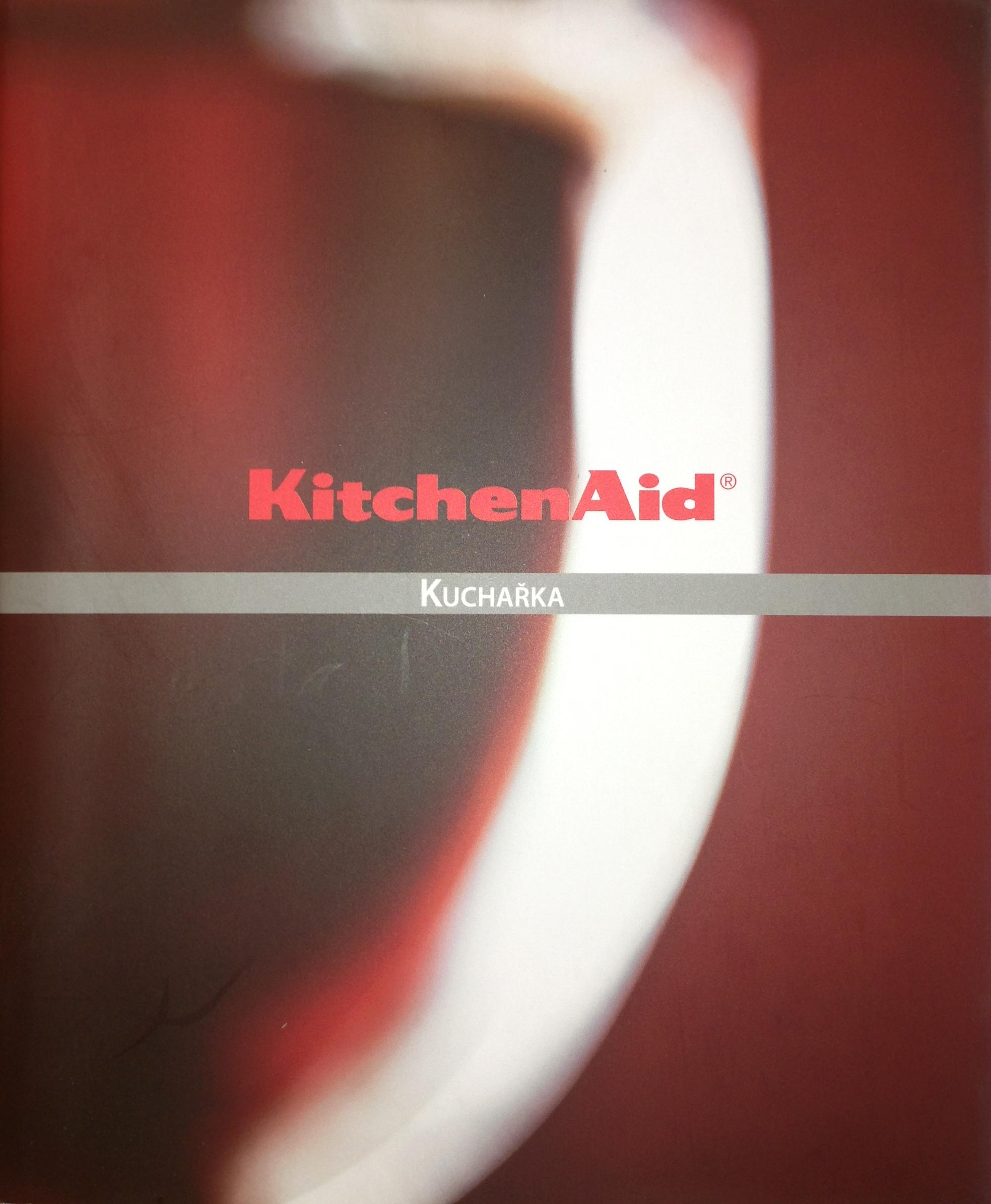 kuchařka k robotu kitchenaid