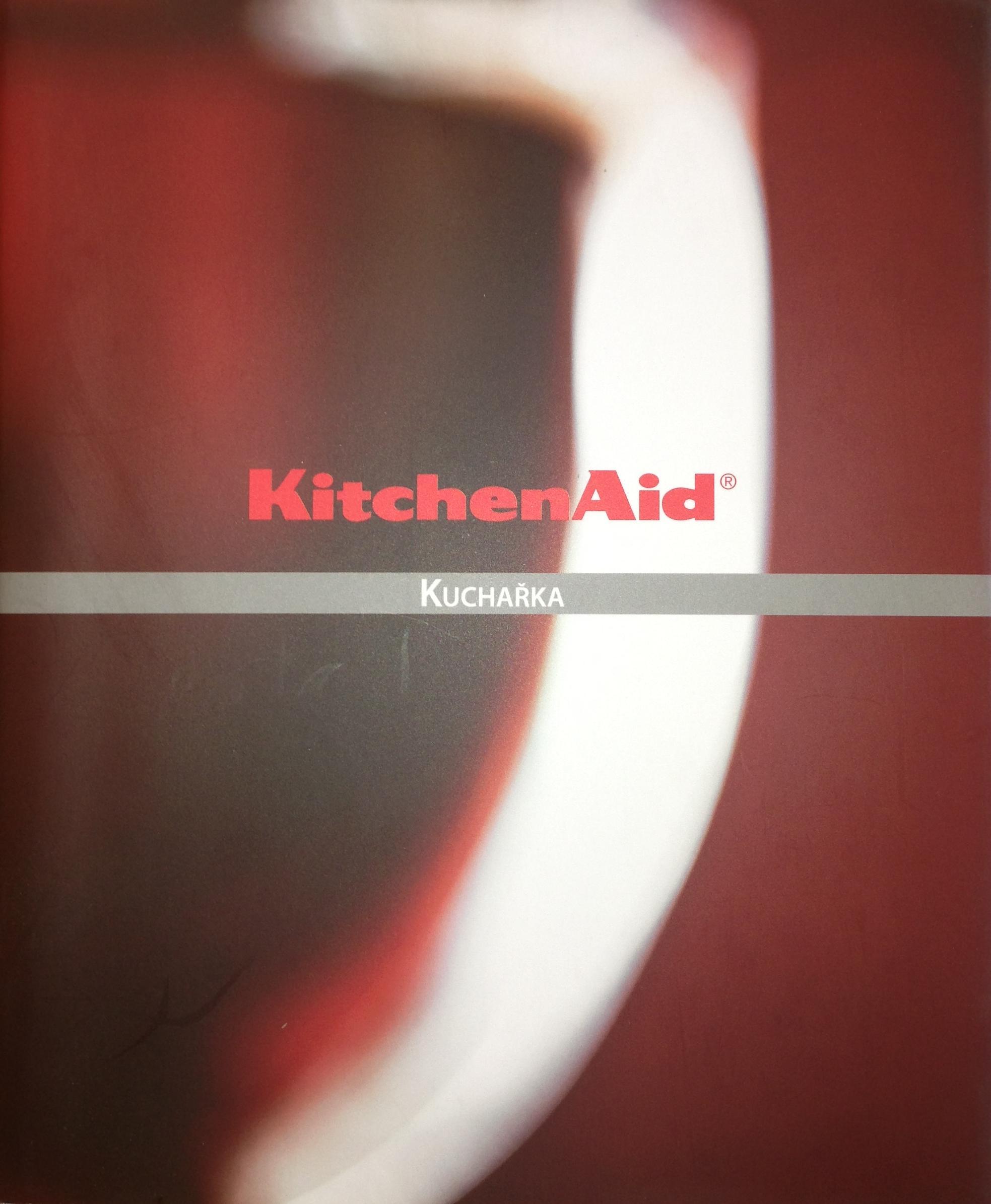 kuchařka k robotům kitchenaid artisan