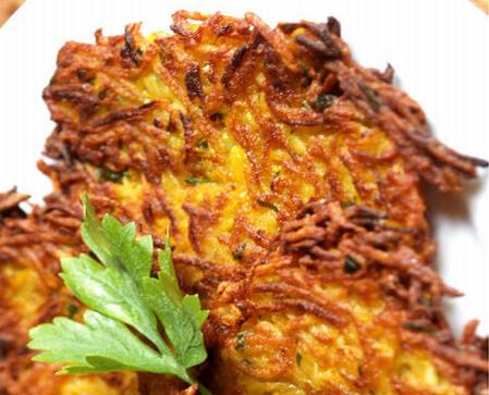 křupavý bramborák recept
