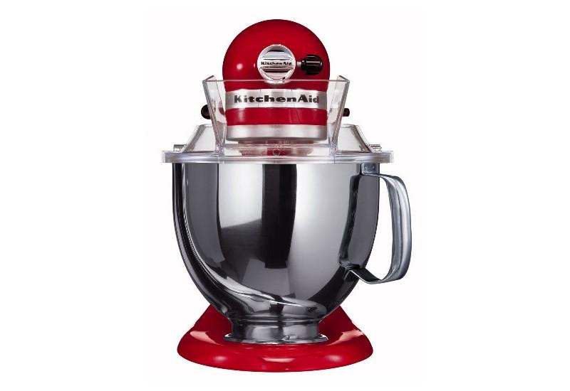 recenze kuchyňských robotů KitchenAid Artisan