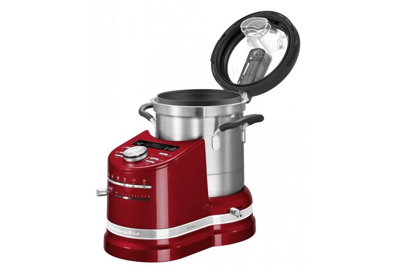 recenze KitchenAid Artisan varný robot