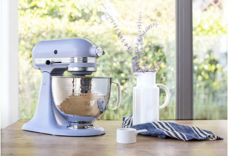 levandulový kuchyňský robot KitchenAid Artisan