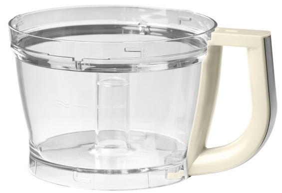 KitchenAid mísa k food processoru P2 KFP1335 - mandlová