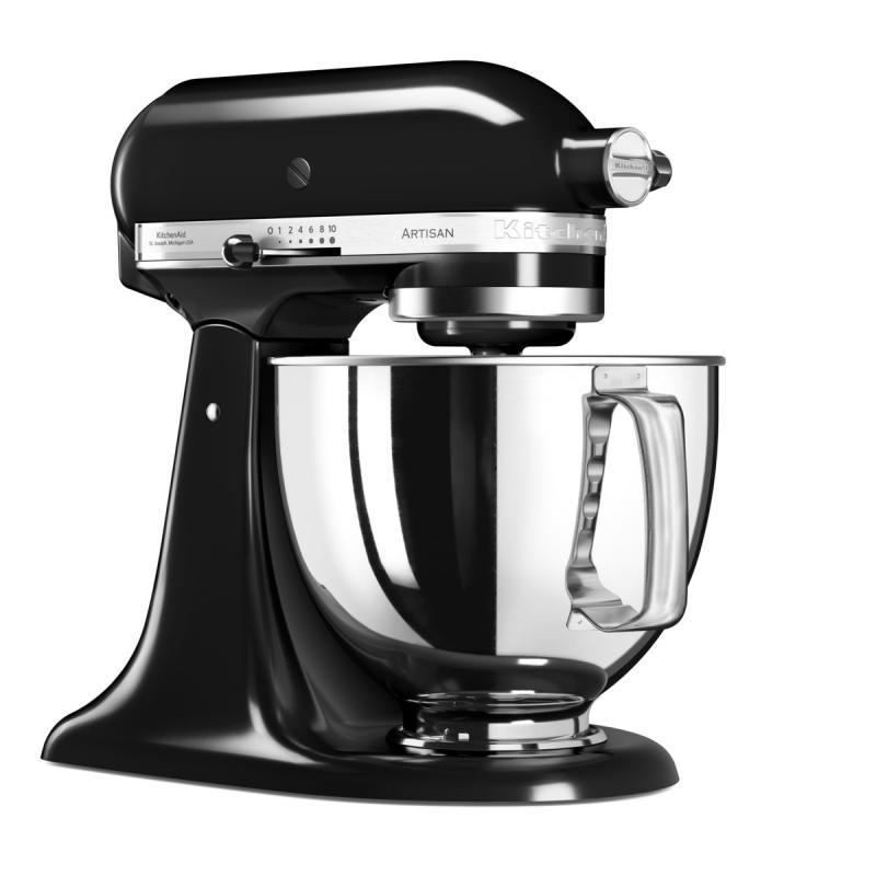 recenze kuchyňský robot kitchenaid 5ksm125