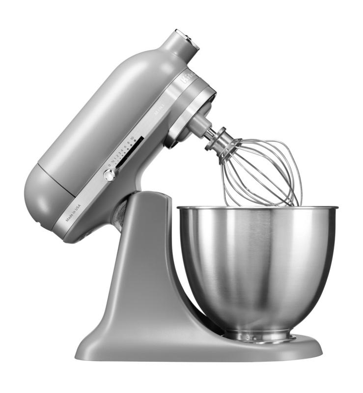 recenze KitchenAid Artisan kuchyňský robot mini