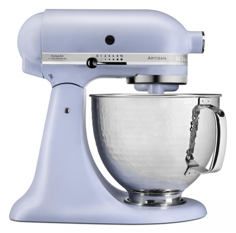 robot kitchenaid levandulová